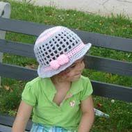 sun hat    free pattern