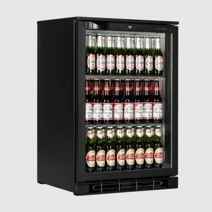 Tefcold Ba10h Single Door Bottle Cooler 122 Ltr Is Fully Automatic Fan Assisted Cooling Led Interior Light With Switch Single Doors Bottle Coolers Glass Door