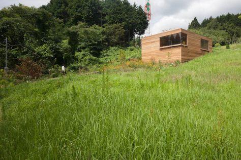 Skyward House by Kazuhiko Kishimoto / acaa - Design Milk