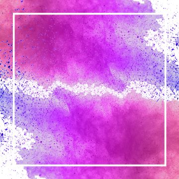 Watercolor Color Splatter Splash Watercolor Splatter Color