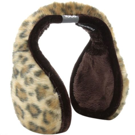 Wear Sad Face Black Emoji Pattern Winter Earmuffs Ear Warmers Faux Fur Foldable Plush Outdoor Gift
