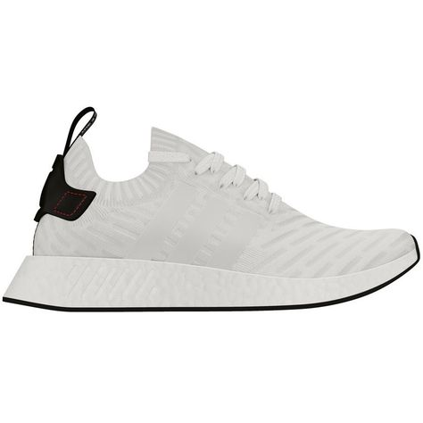 Early Release] Adidas NMD R2PK White