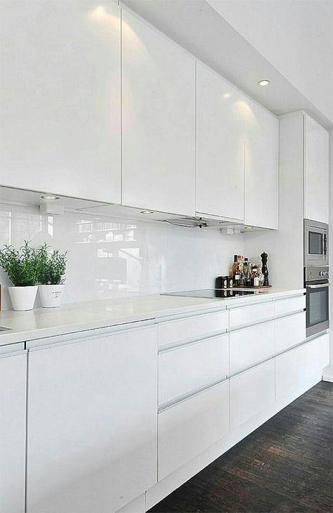 Pin by Marina Muhlberg on AC Pinterest Kitchens, Galley - k chenzeile l form
