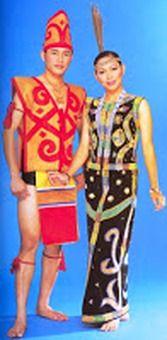 Kaum Di Sabah Pakaian Tradisional Kaum Di Malaysia Wanita Bergaya Pakaian Wanita Gaya Berpakaian