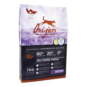 Orijen Puppy Large Breed Dry Dog Food 34311 34312 Reviews Dog Food Recipes Puppy Food Reviews Healthy Pet Food