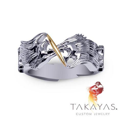Final Fantasy VIII Squall Inspired Ring