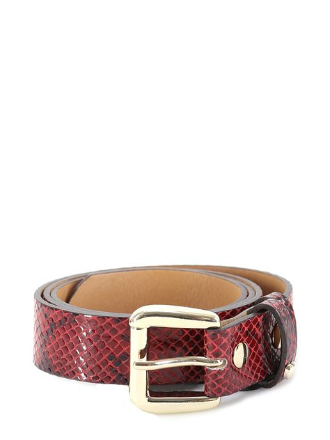 Donna Uomo Jeans Cintura SMALL BELT VINTAGE LUSSO