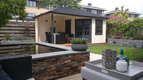 Ongebruikt Tuinontwerp | Flow Design | Home Sweet Home | Modern | Vijver PC-88