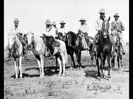 Image result for black cowboys in the old west