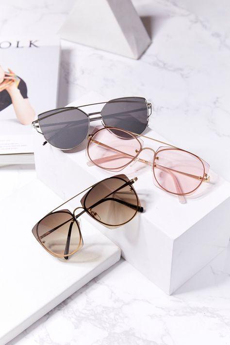 2fad2372a08f St Michel - Square Gunmetal Frame Glasses | EyeBuyDirect