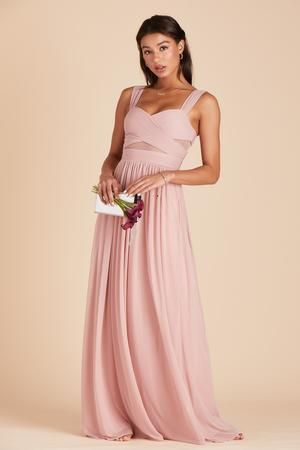 Elsye Dress Rose Quartz | Dresses, Affordable bridesmaid