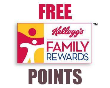 Free Kellogg S Family Rewards Codes Coding Free Kelloggs