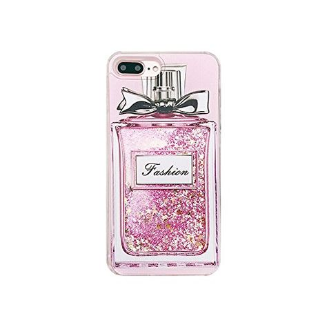 Girl Pink Glitter Bling Perfume Bottle