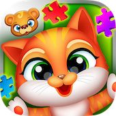 123 Kids Fun PUZZLE Academy - Free Educational Slide Puzzle Games for Toddlers and Preschoolers  123 Kids Fun Puzzle Academy is a jigsaw like puzzle game which helps your kindergarteners and preschoolers develop fine motor skills, matching, tactile while playing 62 different animals, toys and vehicles puzzles. #Academy #Educational #FREE #Fun #games #Kids #Puzzle #Slide #Toddlers #vehicles preschool