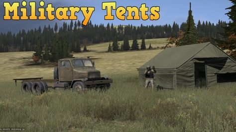 Military Tents - DayZ Standalone | gaming | Pinterest | Tents Gaming and Videogames & Military Tents - DayZ Standalone | gaming | Pinterest | Tents ...