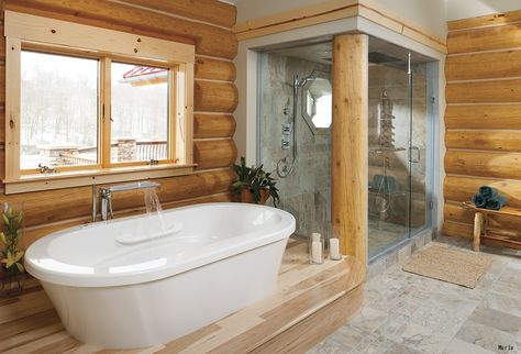 The Average Reported Cost Of Installing A New Bathtub Is 2 763 There Are Many Beautiful Bathrooms Country Bathroom Designs Country Style Bathrooms