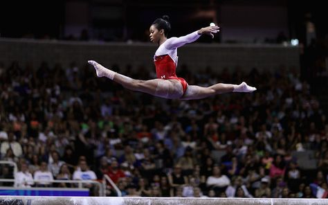 Meet the USA Potential Olympic Stars One of the favorite events to watch at the Olympics are the team and individual gymnastics competitions, and of course, the all-around championship. As the Oly…