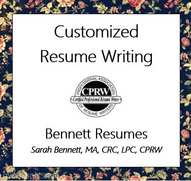 Customized Resume Writing    wwwetsy listing 261621114 - certified professional resume writer