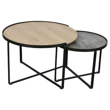 table basse conforama table basse gigogne