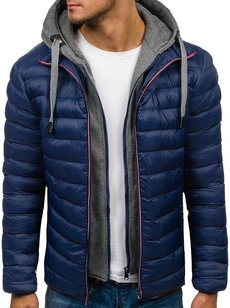 Men Coat Tallas Grandes Invierno Pufferjacket 5 Chaqueta Hombre Ropa De Hombre Ropa