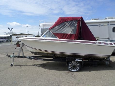 1975 Rogers Boat 17 Boats For Sale Boat Used Boats