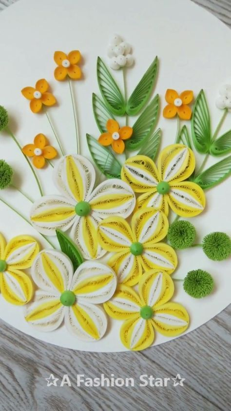 Image result for tuto image fformes quilling paperolle