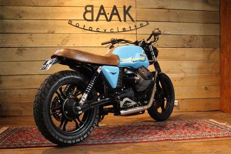 Moto R/éservoir /à Carburant pour R/étro Projet Scrambler Brat Moto Cafe Racer Plaque Course