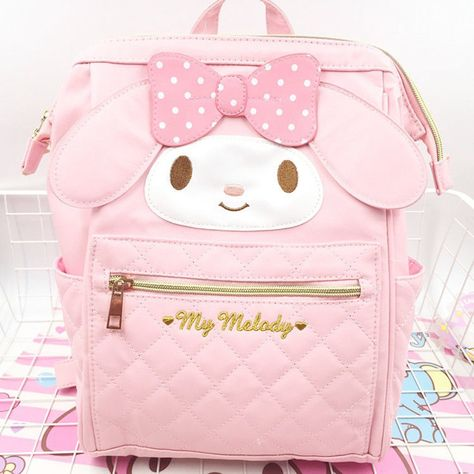 87ab113c0 News Cartoon Cute Hello kitty Bag High Quality Pink School Bags Girls gift  2018 #Unbranded #Backpack