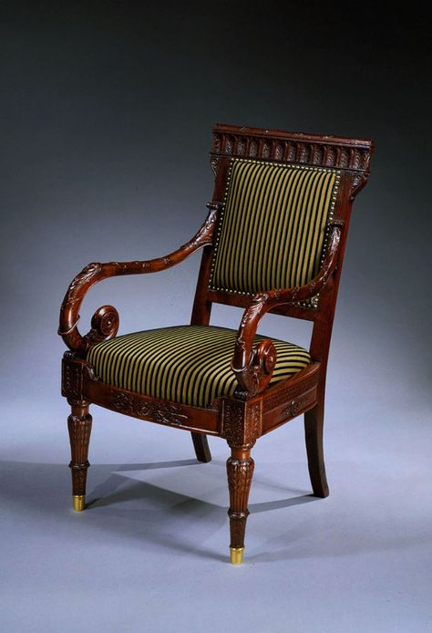 An Austrian Sculpted Fauteuil Circa 1810 Mahogany Height 38 Inches 96 Cm Width 21 Inches 55 Cm Depth 24 Inches 62 Cm Stilci Stoli The term inch has originally been established in the year 1101 from heinrich i. pinterest