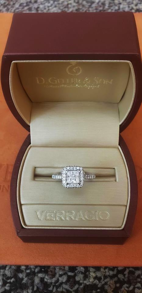 Pin On Verragio Engagement Rings Vintage Styles We Like