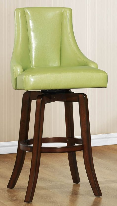 Strange Annabelle Collection Pub Height Chair Green 2479 29Grs Free Inzonedesignstudio Interior Chair Design Inzonedesignstudiocom
