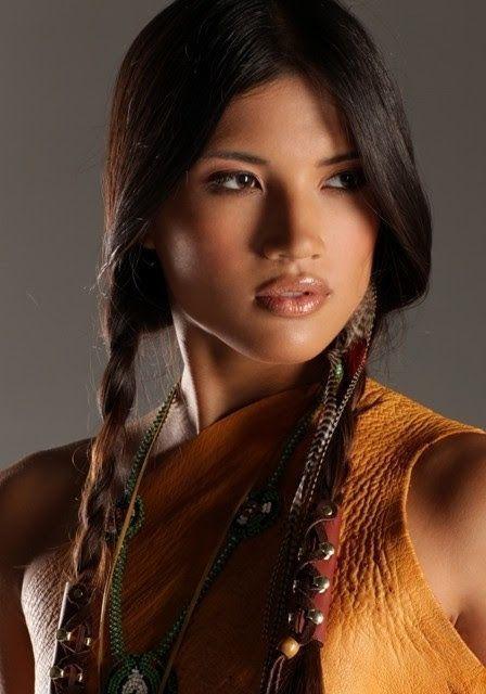 Portrait Photography Inspiration N A Native American Women