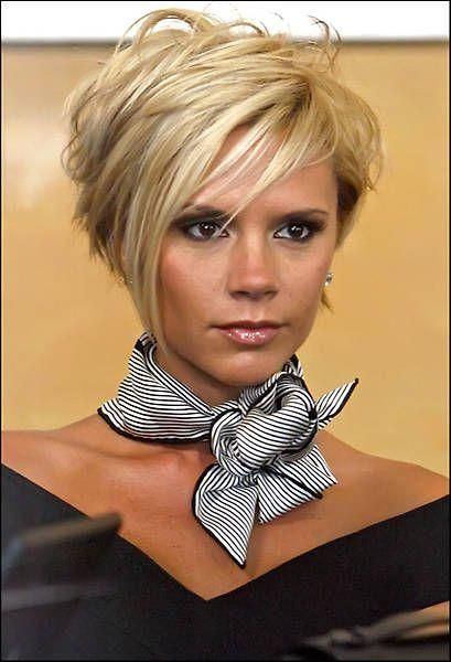 25 Victoria Beckham Frisuren Hair в 2019 г короткие