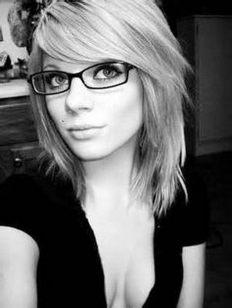 Pin On Hairstyles For Women With Glasses
