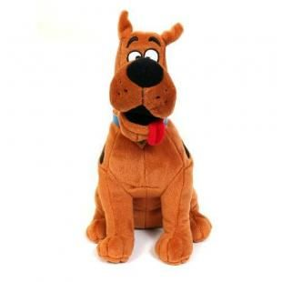 Scooby Doo Valentine/'s Animal De Pelúcia De Pelúcia Day