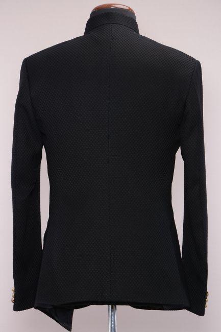 eecd761638 Buy Black Italian Woven Jodhpuri Suits Online. More Details · Tiara.  @bishopprince7. 71w. 0. Off White Thread Embroidered Jute ...
