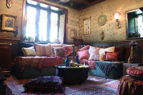 Greystone Court - TURKISH ROOM