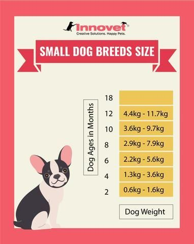 Puppy Growth Chart By Month Breed Size With Faq All You Need