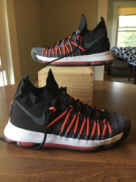 Exciting Nike Basketball Shoes Basketball Kd 9 Men's Dirt