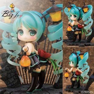 New Anime 15CM Vocaloid Hatsune Miku Toy PVC Action Anime Figure Toy Gift In Box
