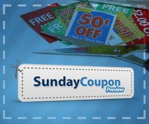 sunday coupon