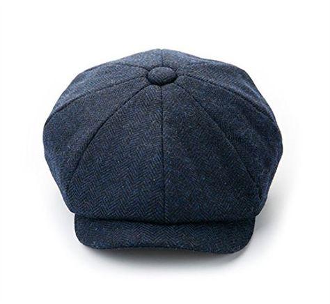 d246bb3e686 Icegrey Women s Wool newsboy Cap IVY Beret Hats Winter Warm Cabbie Caps  Material womens ivy cap was made of quality 50% wool