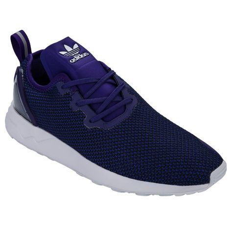 perrito Para aumentar viceversa  Baskets Basses Zx Flux Adv Asymetrical - Taille : 39 1/3;43 1/3;38 2/3;40 2/ 3;38;40;41 1/3;42 2/3;42 | Homme violet, Baskets adidas et Adidas zx
