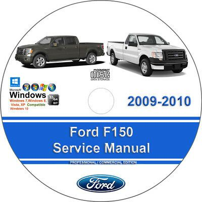 Advertisement Ebay Ford F150 2009 2010 4 6l 5 4l Factory Workshop Service Repair Manual With Images Chevrolet Impala Ford Expedition Chevrolet Tahoe