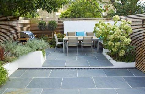 Attraktiv Gartenideen Für Kleine Gärten   Tolle Designvorschläge