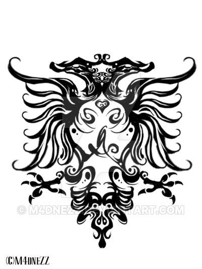Albanian Tattoo By M4dnezz Albanian Tattoo Tattoos Arm Tattoos For Guys