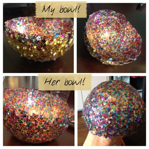 Confetti Bowls but also an idea for coverage of other damaged items that could be recovered???