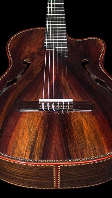 Indonesian Rosewood Back Sides Top Stradivarius Model Double Top Concert Classical Guitar Guitar Classical Guitar Jazz Guitar