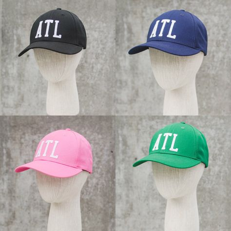 These structured hats are great for kids or adults with petite heads! b43894170af