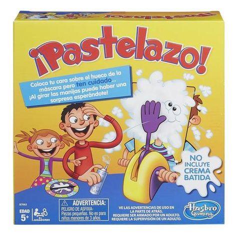 Nuevo Hasbro Pastel Cara Juego